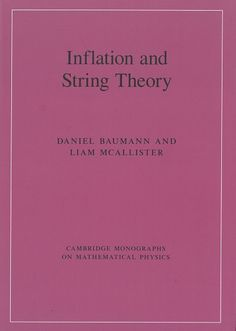 Inflation and String Theory / Daniel Baumann, Liam McCallister