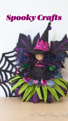 Halloween Projects, Halloween Crafts, Halloween Ideas, Happy Halloween, Halloween Decorations, Halloween Costumes, Sewing Projects For Kids, Crafts For Kids, Diy Projects