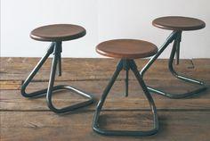 acme furniture | bells factory stool