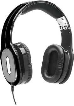 PSB Speakers - Over-the-Ear Headphones - Black, M4U2-BLACK