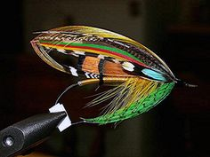 Highlander Variation tied by Bud Guidry. For more fly fishing info follow and subscribe www.theflyreelguide.com Also check out the original pinners site and support