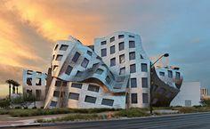 LAS VEGAS - Clinica Lou Ruvo, por Frank Gehry