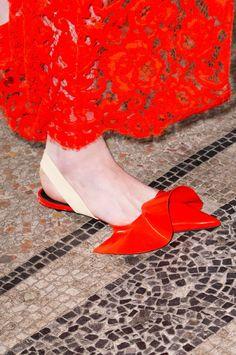 Proenza Schouler at Paris Fashion Week Spring 2018 - Details Runway Photos