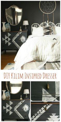 DIY Kilim Inspired D