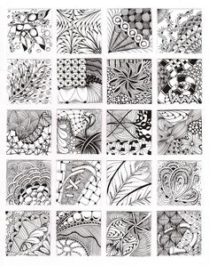 patterns and ideas