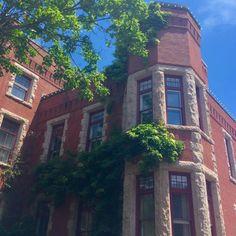 "The Portland Regency Hotel & Spa, Portland, Maine.  (Facebook post by ""Old Port"" magazine.)"