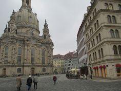 Dresden: die Frauenkirche