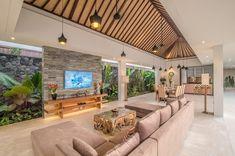 Freedom Villa Living Area | Petitenget, Bali