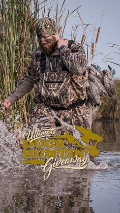 Duck hunting gear giveaways
