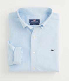 Shop Oxford Classic Whale Shirt at vineyard vines