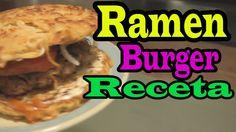 Ramen Burger receta! SEGUNDO CANALl►http://www.youtube.com/user/ELReyDelRandom FACEBOOK ► http://www.facebook.com/StudioFalcony TWITTER► http://twitter.com/s...