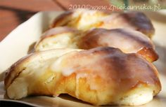 Drożdżówki z serem ~ Z PIEKARNIKA