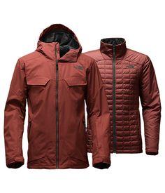 MEN'S THE NORTH Face Skokie Insulated Full Zip Hybrid Jacket