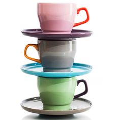 POP Coffee Cup And Saucer