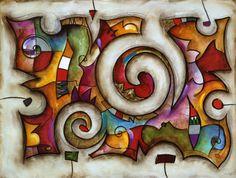 Quadra by Eric Waugh - Canvas, Wood, Acrylic, Aluminium - ArtToCanvas Grafic Art, Square Art, Mosaic Crafts, Wow Art, Modern Wall Art, Art Plastique, African Art, Framed Art Prints, Sculpture Art