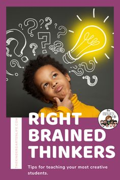Have success with your right brained visual/spatial students. Use these tips to engage your most creative students. Reading Resources, Teacher Resources, Reading Worksheets, Kindergarten Reading, Preschool Kindergarten, Math Centers, Literacy Centres, Childhood Education, Early Education