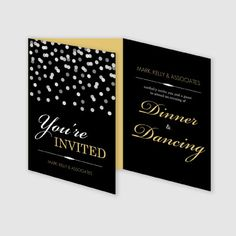WYI 2015 - Corporate Event Invitations