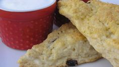 These light and tender scones are perfect with jam, marmalade, or clotted cream.