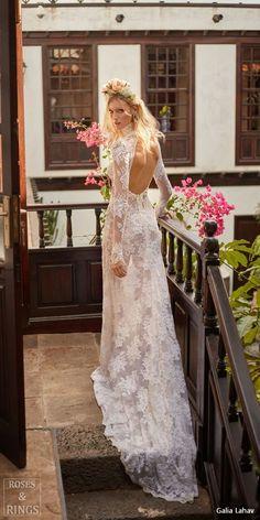 Galia Lahav Fall 2018 Wedding Dresses #bride #dresses #wedding #weddingdress