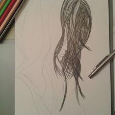 Dibujando pelo...:)