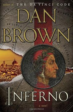 Inferno by Dan Brown.  I am normally a fan of Brown's books, but not this one.  It was very confusing and just didn't flow well. The plot, in my mind, was just melodramatic nonsense and the entire book seemed like it was written and pushed out just to make sales.