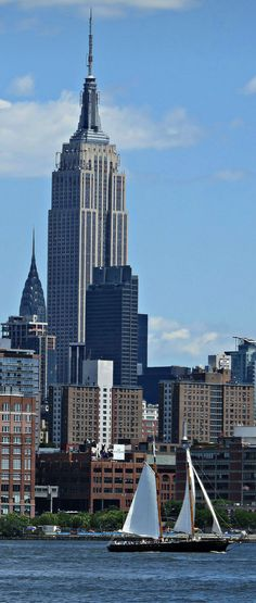 Empire Stte Building, New York, USA