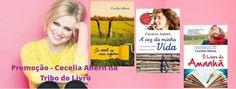 Participe e concorra a três livros de Cecelia Ahern