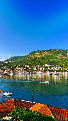 Vathi sea view Ithaca, Greece