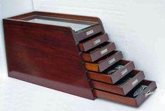 Fancy Rosewood Collector Knife Display/Storage Cabinet Case, Solid Rosewood, KC03 DisplayGifts,http://www.amazon.com/dp/B00H3KKUT6/ref=cm_sw_r_pi_dp_C.kCtb0TG8N2VS6V