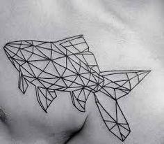 Afbeeldingsresultaat voor geometric fish