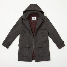 Winter coat for Oz