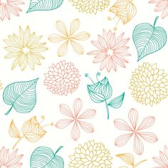 Floral pattern wall paper cute simple pattern wallpaper wallpapers in wallpaper wallpaper wallpaper backgrounds floral design Cute Wallpaper Backgrounds, Flower Wallpaper, Screen Wallpaper, Wallpaper Wallpapers, Lines Wallpaper, Phone Backgrounds, Floral Backgrounds, Pattern Art, Pattern Design