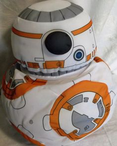 Star Wars Episode VII -The Force Awakens BB-8 Back Buddy