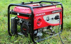 Honda Generator, Gas Generator, Camping Generator, Rv Battery, Lead Acid Battery, Solar Panel System, Solar Panels, Small Portable Generator