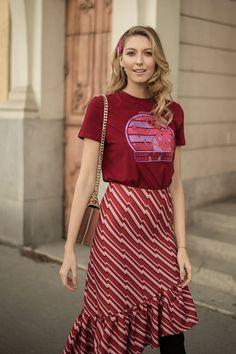 Shirt Dress, T Shirt, Anna, Marvel, Glamour, Skirts, Hair, Dresses, Fashion