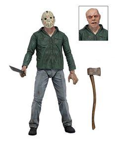 Фигурка Friday the th Jason  Part   Regular