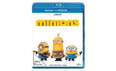 Minions (Steelbook Edition) - (Blu-ray)