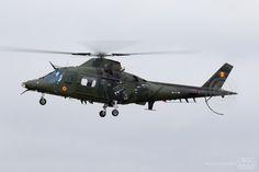 Augusta A109BA Belgian Air Force | por Spotterforlife