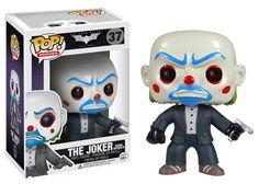 Pop! Heroes: Dark Knight MOVIE Bank Robber | Funko