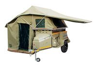 Campmaster Wilderness 400 plus Trailer Tent