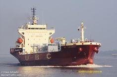 UBC CARTAGENA (MMSI: 210032000) Ship Photos - AIS Marine Traffic