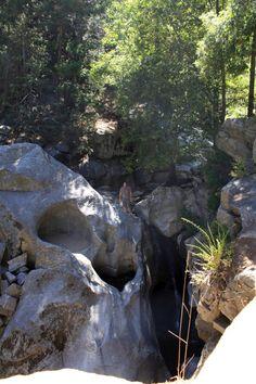 Heart Waterfall Hike (Seeley Creek Falls) in Crestline, CA   California Through…