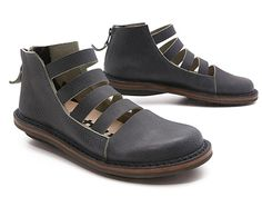 Trippen Skipper is the strappy way to skip into fall! Cute, cute, cute. xo, Ped Shoes.