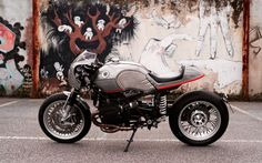 Cafe Racer, custom and classic motorcycles from around the globe. Featuring the world's top builders of custom motorcycles and Cafe Racers since Custom Cafe Racer, Bmw Cafe Racer, Cafe Racers, Bmw Motorcycles, Custom Motorcycles, Cafe Moto, Honda Cbx, Bmw Design, Bmw Motorrad