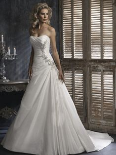 23 Beautiful Bridal Gowns For 2015