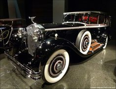 sunset blvd. norma desmond car - Google Search