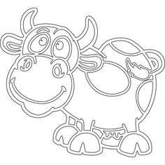 Graveuse Laser, Cow Pattern, Faux Stained Glass, Soutache Jewelry, Scroll Saw, Kirigami, Painting Patterns, Design Crafts, Baby Quilts
