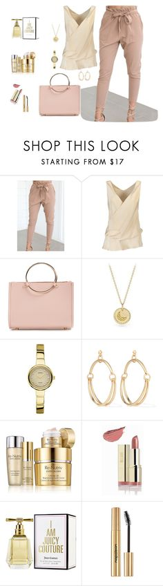 """conjunto707"" by lauracabrera-2 ❤ liked on Polyvore featuring WithChic, Peter Cohen, Future Glory Co., David Yurman, Seiko, Chloé, Estée Lauder, Milani, Juicy Couture and Napoleon Perdis"