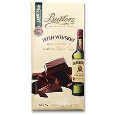 Butler Dark Irish Whiskey Bar - Nikki's Popcorn Company Dallas, TX