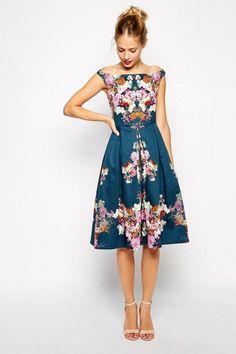 947fec0e129 summer dresses for wedding guests 50+ best outfits - cute dresses Outdoor Wedding  Guest Dresses